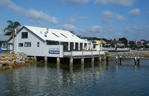 The Innes Boatshed, Batemans Bay