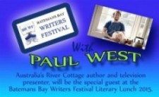 Literary Lunch with PaulWest
