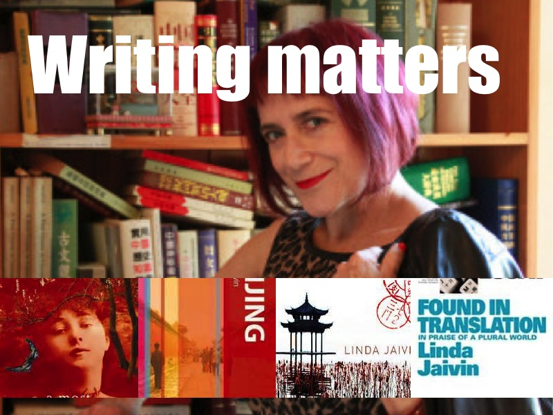 Writing matters – Finding your voice with Linda Jaivin