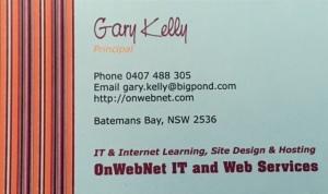 OnWebNet-Card