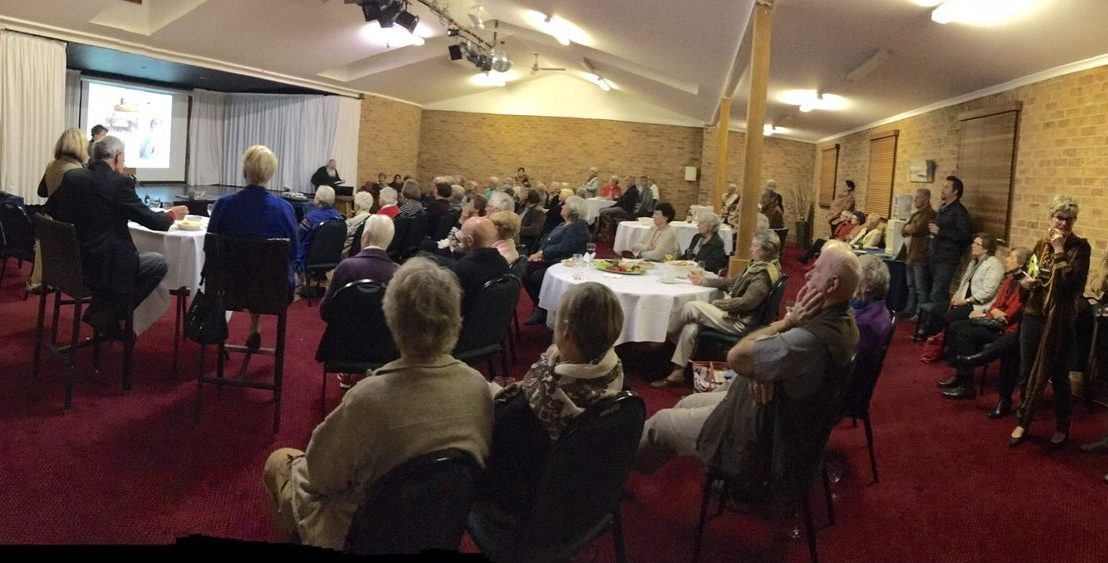 Batemans Bay Writers Festival 2016Launched